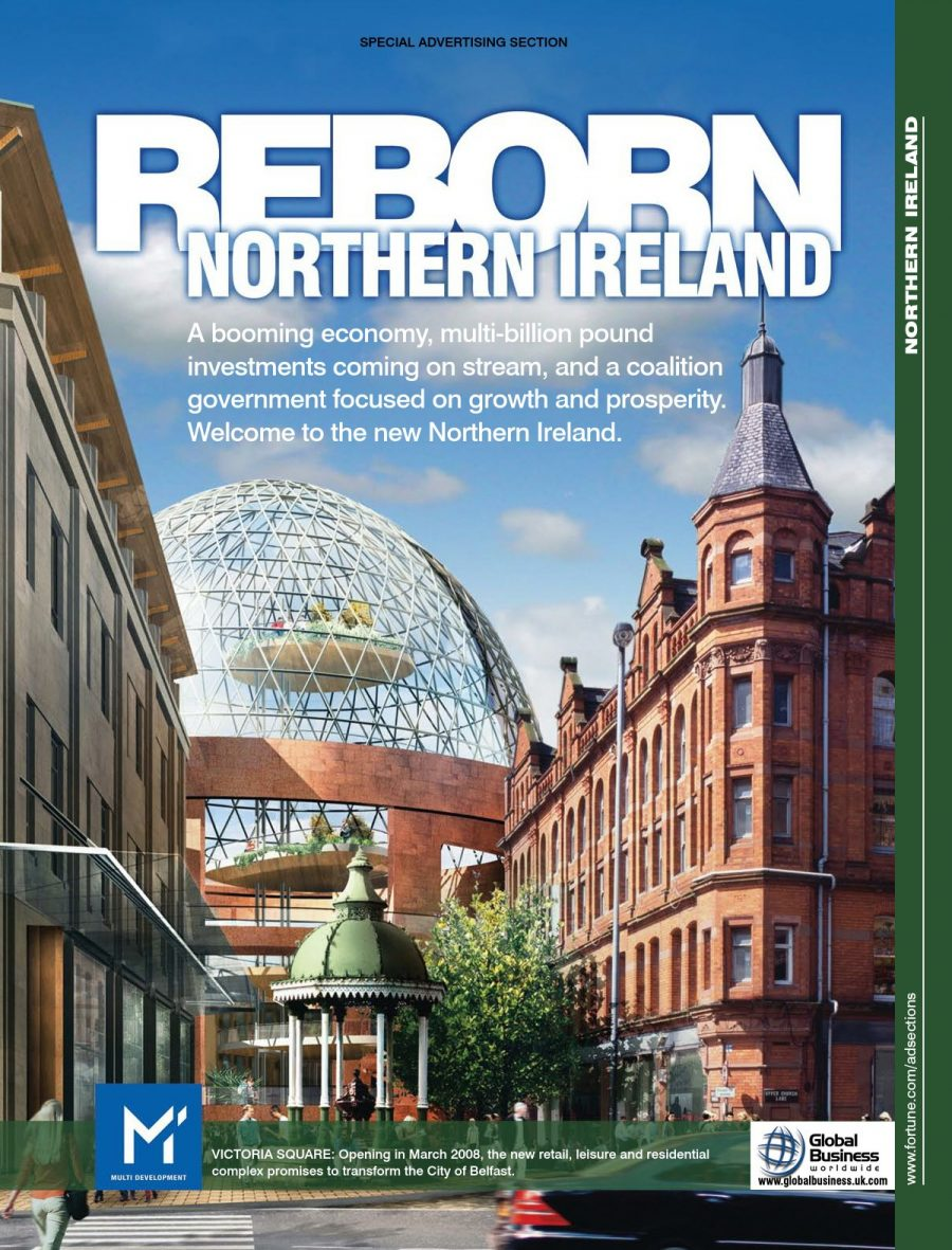 Reborn Northern Ireland