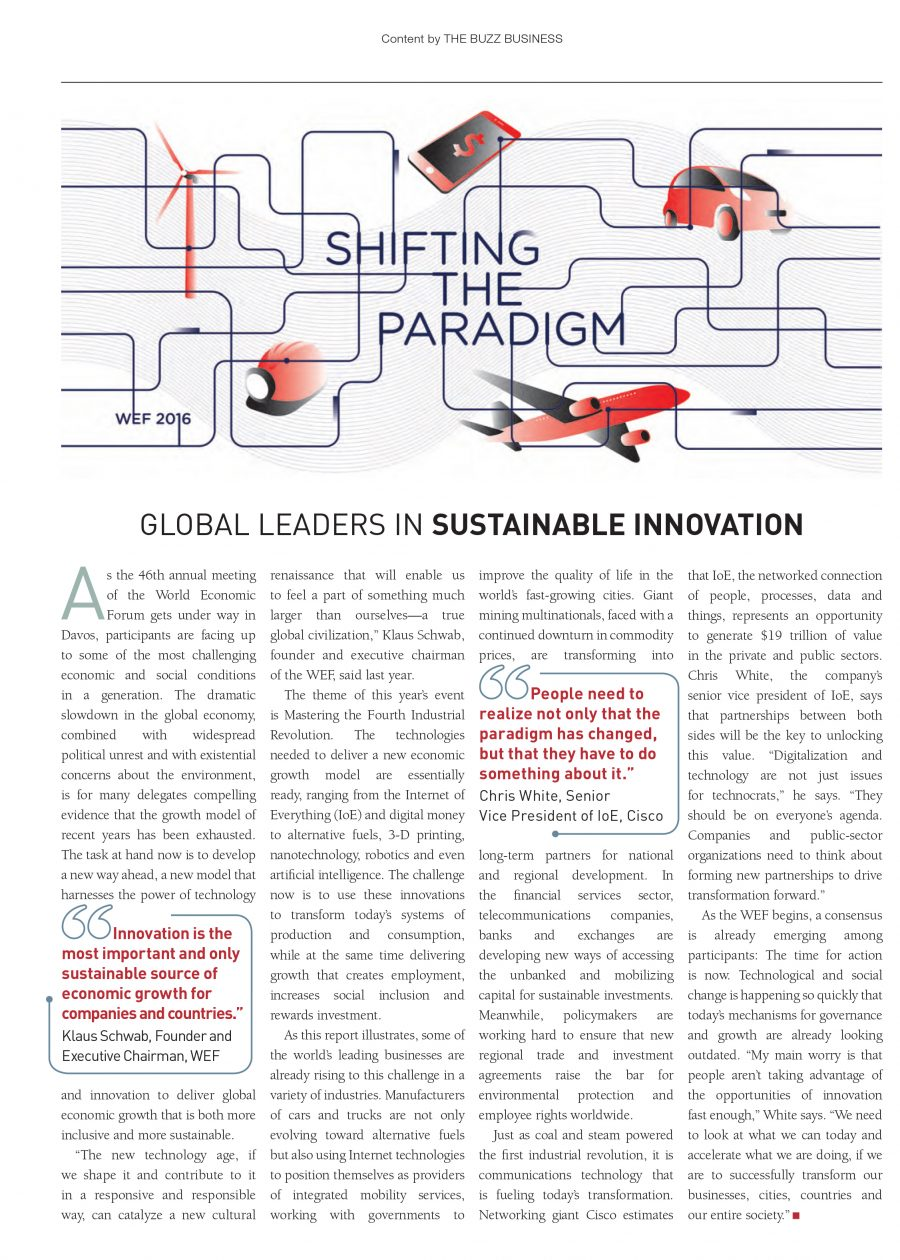 Shifting the Paradigm