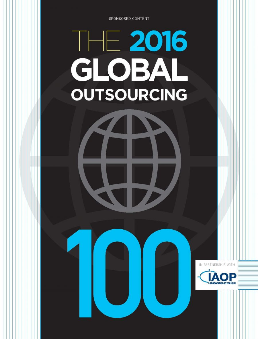 The 2016 Global Outsourcing 100