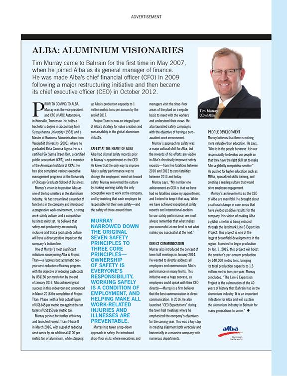 ALBA: Aluminium Visionaries - Time Inc  Content Marketing