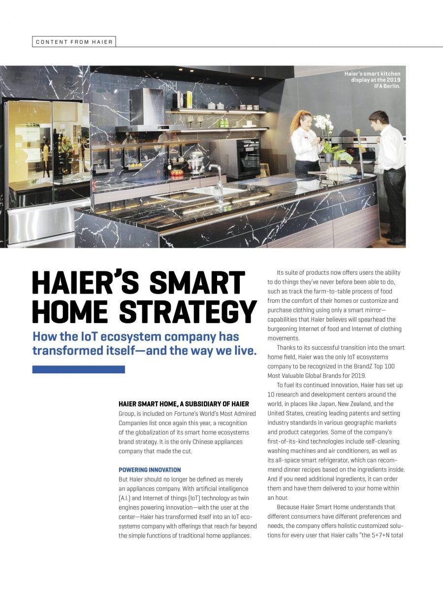 Smart Home for A Smarter, More Efficient World