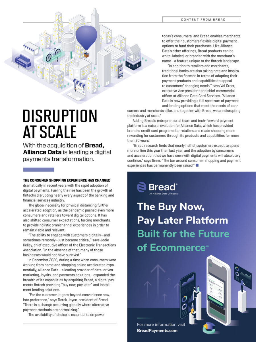 Disruption At Scale